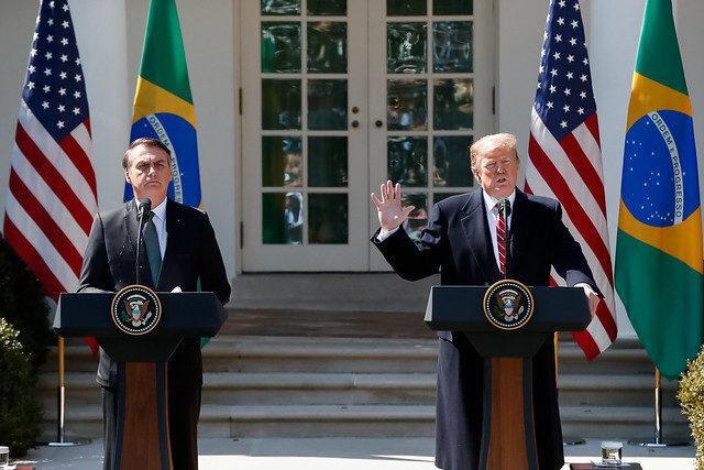 Brasil e Estados Unidos aceleram diálogo sobre parceria comercial
