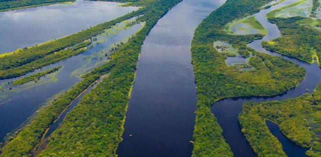 'AMAZÔNIA PERTENCE AO BRASIL E NÃO AOS ESTADOS UNIDOS', DIZ MIGUEL DOUD.
