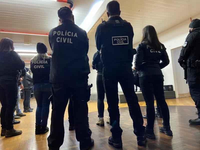 polícia operação