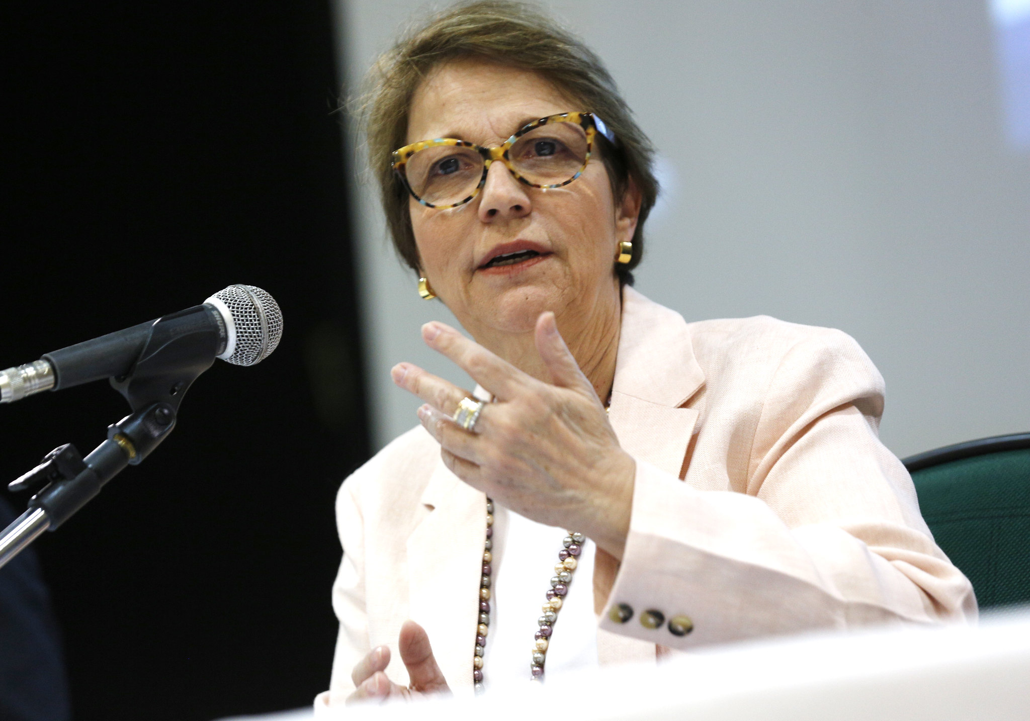 Ministra Tereza Cristina, plano safra, convênio 100