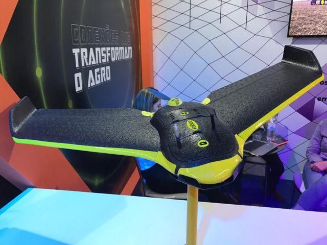 Drone Xarvio, combate a plantas daninhas, Arena Digital, Expodireto
