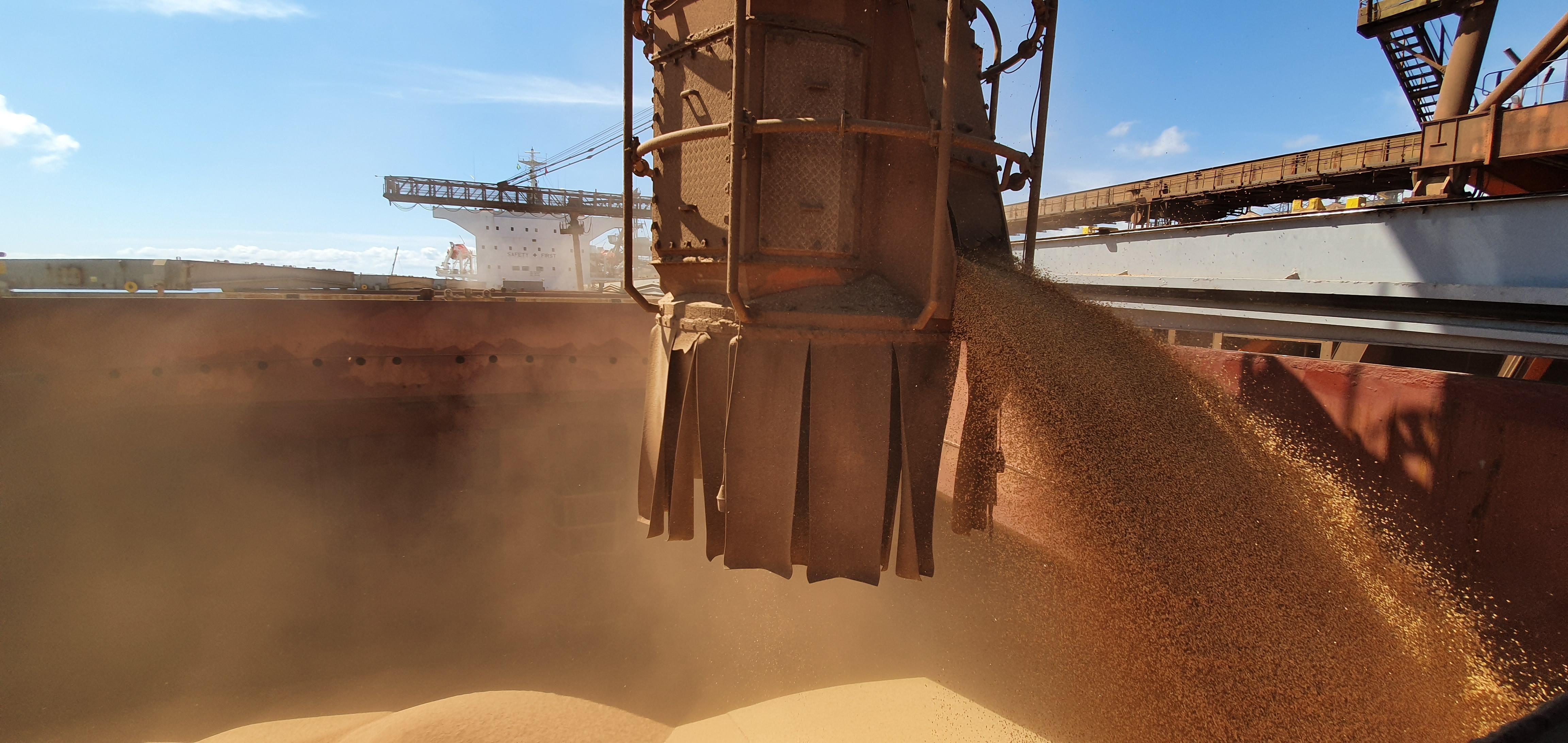 exportação-agronegócio-brasil