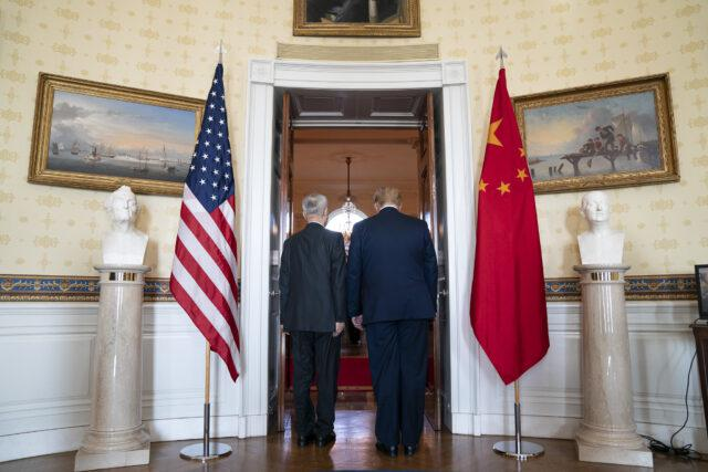 acordo entre china e estados unidos