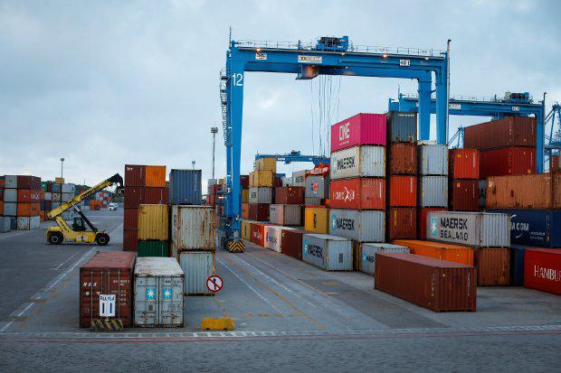 exportações porto