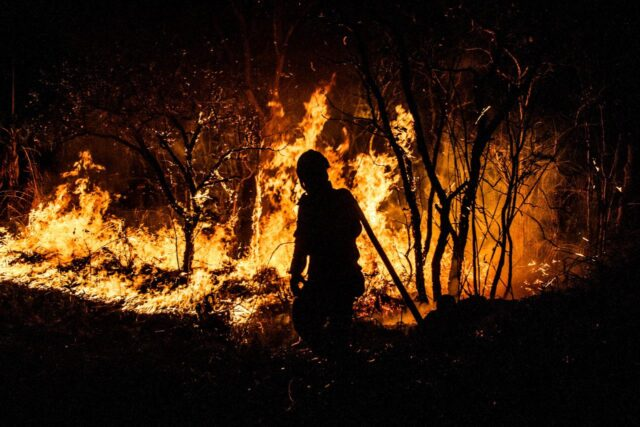 incêndio pantanal mato grosso