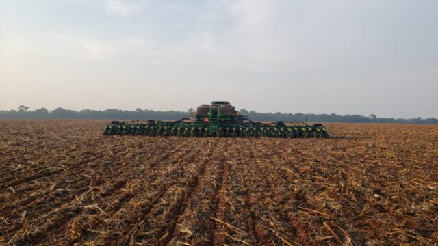 soja plantadeira Bom Futuro