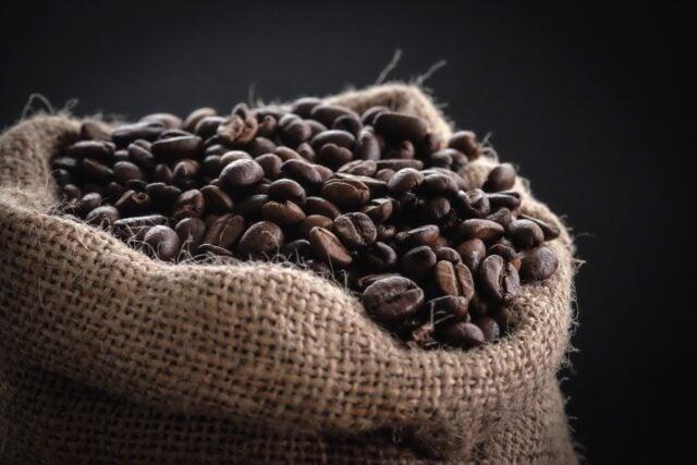 Café, saca, exportação