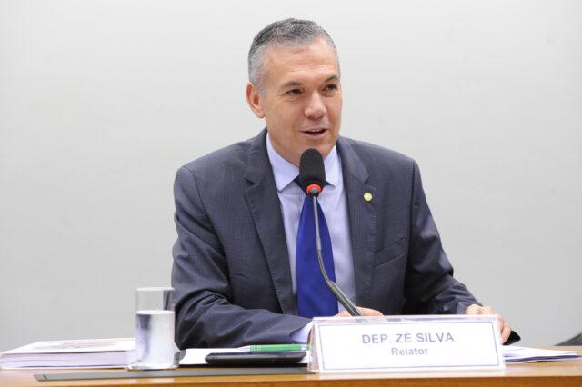 deputado zé silva, relator da mp da regularização fundiária